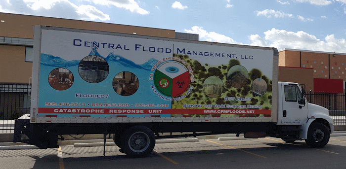 Emergency Disaster Restoration - Central Flood Management